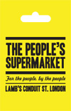 people´s supermarket London